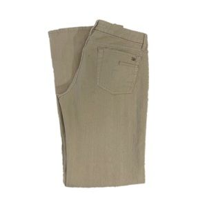 Joe's Jean Gold Muse Flare Jeans, Size 30